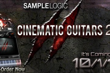 Cinematic Guitars 2 promo