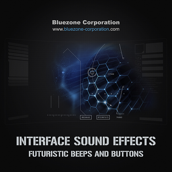 Bluezone Coporation releases 'Interface Sound Effects