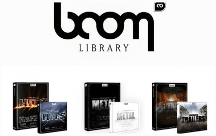 Boom-library
