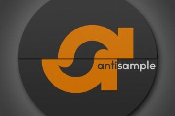 Antisample Logo - New_plate