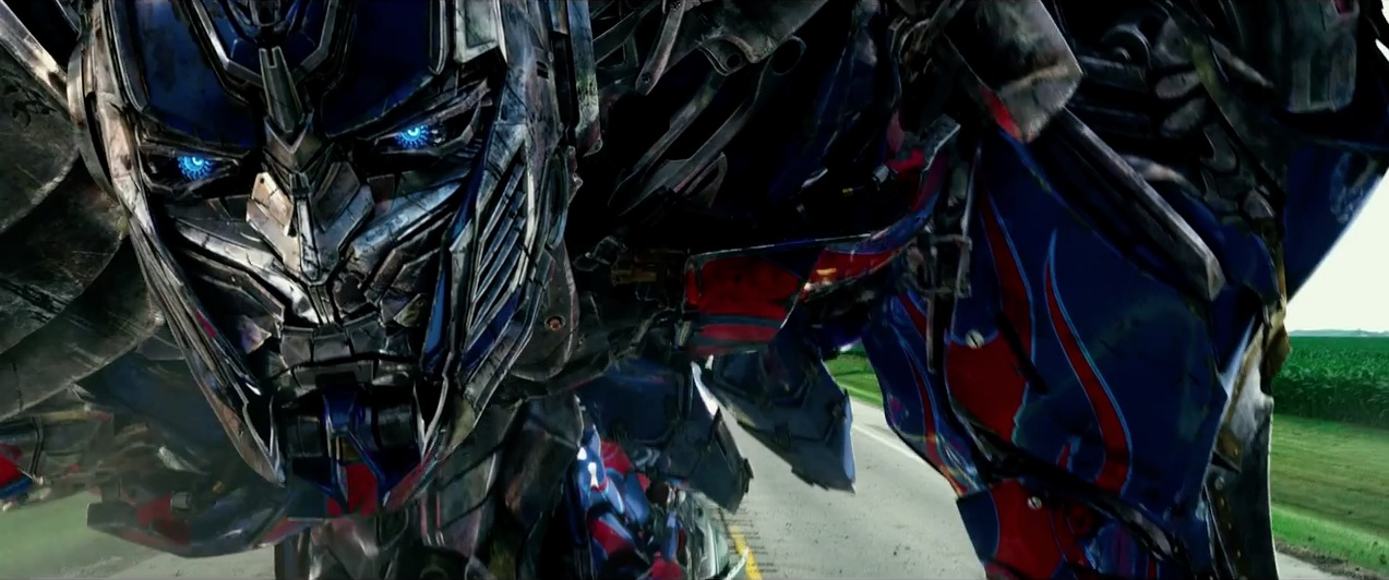 Transformers Age Of Extinction Full Movie In Hindi: The Sound Of Transformers: Age Of Extinction