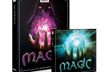 BOOM_Library_Magic_background