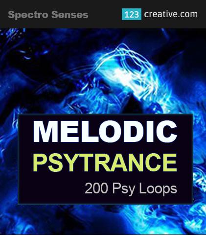 123creative com releases Melodic Psytrance Loops Vol 1 – The
