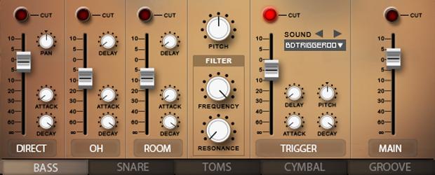 Bass Mixer
