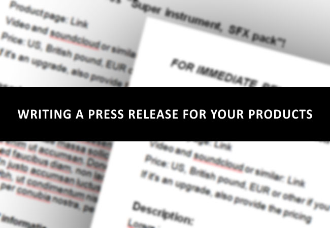 press release writing neotrope
