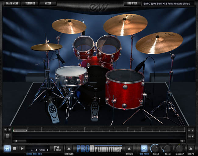 abbey road modern drums review