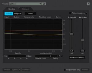 de-noise-spectral-manual