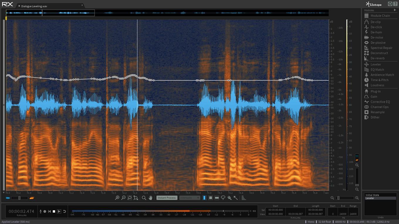 iZotope RX5 Advanced Audio Editor Overview – The Audio Spotlight