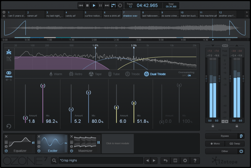 izotope-ozone-7-standard-standalone-exciter-full