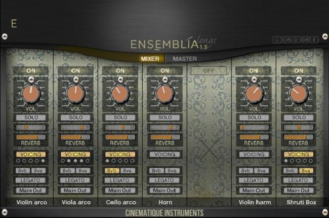 Cinematique Instruments Ensemblia Bundle review – The Audio