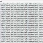 Metadata in Reaper
