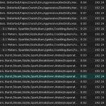 Soundly metadata