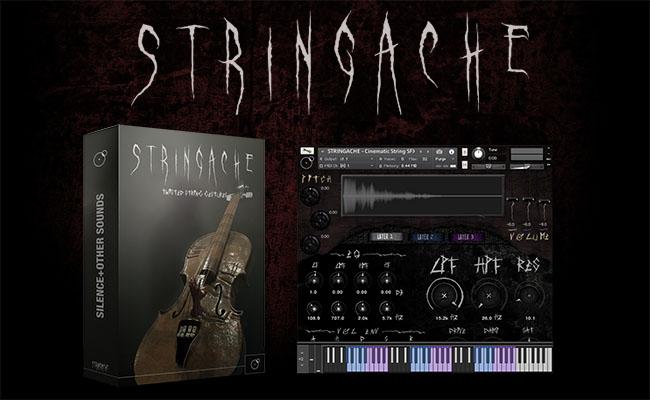 STRINGACHE – Horror String Noises SFX Library & Kontakt